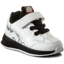 Buty adidas StarWars RapidaRun I CQ0120 FtwwhtCblackScarle
