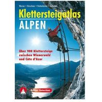 Rother Selection Klettersteigatlas Alpen