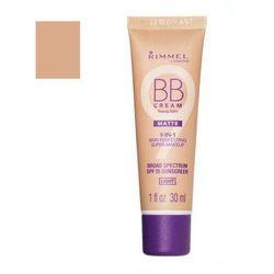 Rimmel London BB Cream 9in1 SPF15 30ml W Krem do twarzy BB Medium