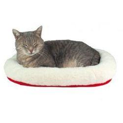 Przytulne legowisko dla kota - dwustronne