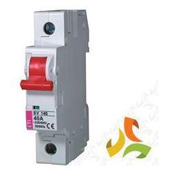Rozłącznik izolacyjny 40A 230-400V SV 140 002423123 ETI
