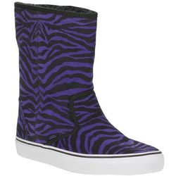buty Vans Slip-On - Suede/Zebra/Black