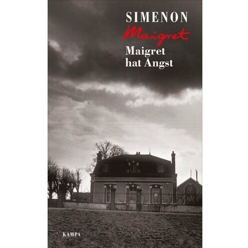 Maigret hat Angst Simenon, Georges