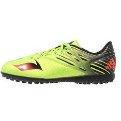 adidas Performance MESSI 15.4 TF Korki Turfy semi solar slime/solar red/core black