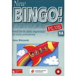 New Bingo! PLUS. Klasa 1. Podręcznik 1A i 1B z 2 płytami CD-ROM (opr. miękka)