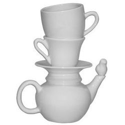 Wazon ZASTAWA STOŁOWA - Stacked Vase