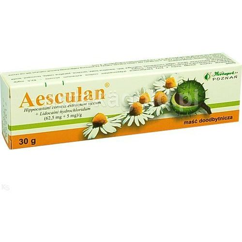 Aesculan masc 30 g
