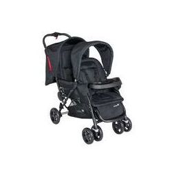 Wózek spacerowy Duodeal Safety (Full Black)