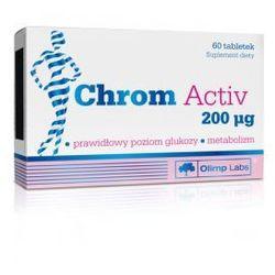 OLIMP Chrom Activ - 60 tabletek