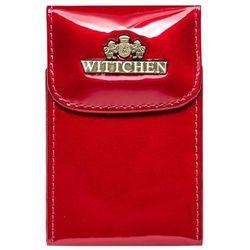 Etui na wizytówki WITTCHEN - Verona Bisiness Card Holder 25-2-151-3 Czerwony