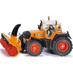 Model SIKU 3660 Farmer Ciągnik z odśnieżaczem