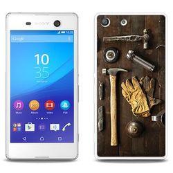 Foto Case - Sony Xperia M5 - etui na telefon Foto Case - narzędzia