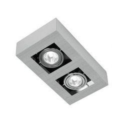 EGLO 89076 - Reflektor LOKE 2xGU10/35W