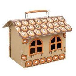 Pudełko kartonowe Domek z piernika