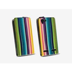 Flip Fantastic - Lenovo Vibe K5 - futerał na telefon - sznurowadła