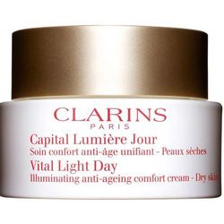 CLARINS VITAL LIGHT DAY CREAM 50 ML KREM +50.