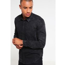 Calvin Klein Jeans CHARLIE SLIM FIT Koszula black denim