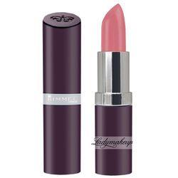 RIMMEL - Lasting Finish Lipstick - Szminka intensywny kolor - 242 - FUDGE BROWNIE