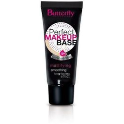 Butterfly Perfect Makeup Base - Baza matująca pod makijaż, 30 ml
