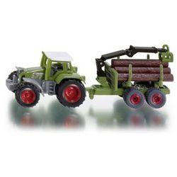 Siku, model Traktor z przyczepą