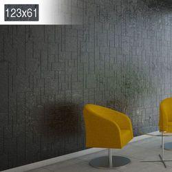 Płytki Grafitowe Kafelki COMPONER Mozaika Szklana 123x61mm