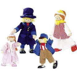 Goki, Elastyczne laleczki, Kupiecka rodzina Darmowa dostawa do sklepów SMYK