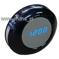 Mini kamera ukryta w zegarku cyfrowym 1280 x 960 px, do 12 godzin pracy , SZEROKI KĄT 120 stopni