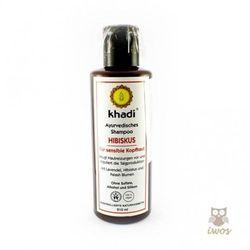 Khadi - DELIKATNY szampon do włosów z HIBISKUSEM I LAWENDĄ