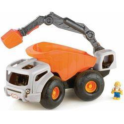 Zabawka LITTLE TIKES 633195M Duża koparka z ładowarką + DARMOWY TRANSPORT!