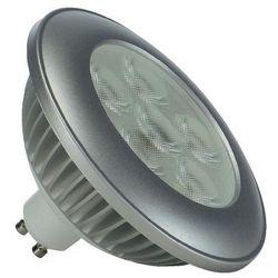 Żarówka LED SLV 550352, 10 W, 460 lm, 3000 K, ciepła biel, 230 V, 12000 h