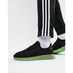adidas Originals Deerupt Trainers In Black B41755 Black