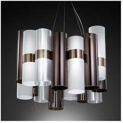 Stylowa designerska lampa wisząca LED LA LOLLO