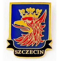 Przypinka herb Szczecin