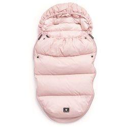 Elodie Details, Puchowy śpiworek do wózka, różowy Darmowa dostawa do sklepów SMYK