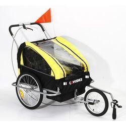 Przyczepka rowerowa BOTTARI Good Bike BN94953 + DARMOWY TRANSPORT! + Zamów z DOSTAWĄ JUTRO!