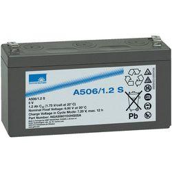 Akumulator żelowy GNB Sonnenschein A506/1,2 S, 6 V, 1.2 Ah