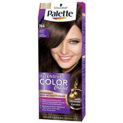 PALETTE Intensive Color Creme N4 Jasny brąz Farba do włosów
