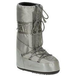 buty Tecnica Moon Boot Iridescent - Silver