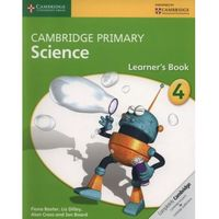 Cambridge Primary Science Stage 4 Learners Book (opr. miękka)