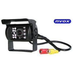 NVOX Samochodowa kamera cofania w metalowej obudowie CCD 12V DARMOWA DOSTAWA DO 400 SALONÓW !!