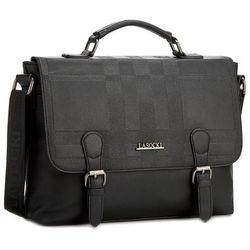 Torba na laptopa LASOCKI FOR MEN - RM0123 Czarny
