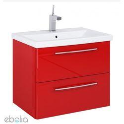 Szafka pod umywalkę 60 Jump Red New Elita (165366)