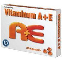 Witamina A+E (Vitaminum A+E) 30 kaps.