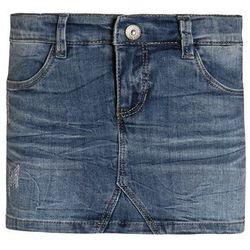 Name it NITSIRI Spódnica jeansowa medium blue denim