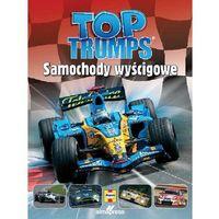 Top Trumps Samochody wyścigowe (opr. miękka)