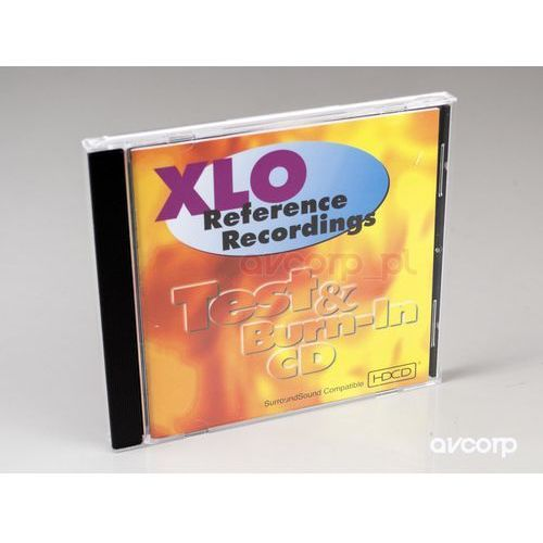XLO Reference Recordings TEST & BURN-IN