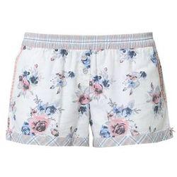 Short Stories WINTER BREEZE Spodnie od piżamy white whisper