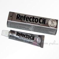 Profesjonalna henna żelowa do brwi i rzęs RefectoCil - grafitowa 15 ml