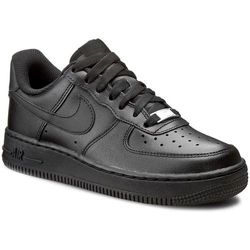 Buty NIKE - Air Force 1 '07 315115 038 Black/Black