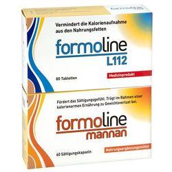 Zestaw Formoline L112 tabletki (80 szt) + Formoline mannan kaps 1 op.